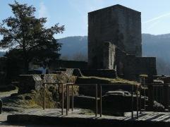城自体はほぼ廃墟